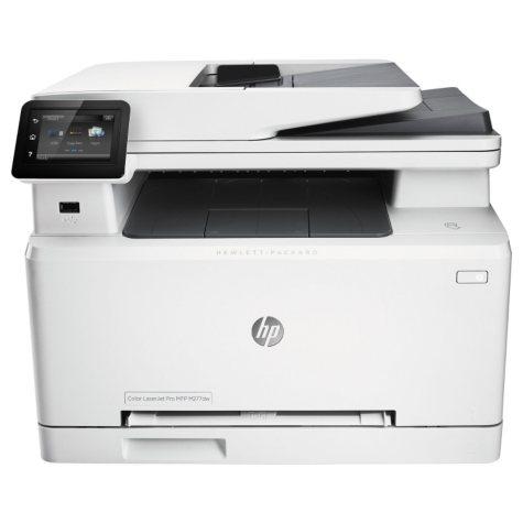 HP Color LaserJet Pro MFP M277DW, Copy, Fax, Print, Scan