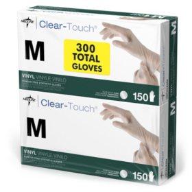 Medline Powder Free Vinyl Gloves (300 ct.)