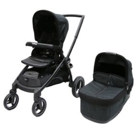 Peg Perego Team Stroller, Choose Onyx or Atmosphere