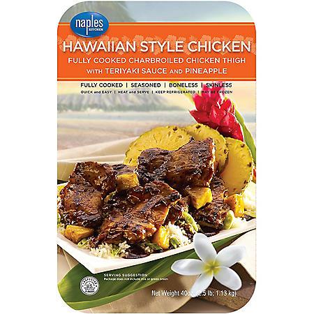 Naples Kitchen Hawaiian Style Chicken (40 oz.)