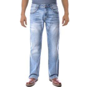 Axel Slim Boot Cut Denim Pants
