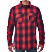 Axel Heavyweight Flannel Button Up Shirt