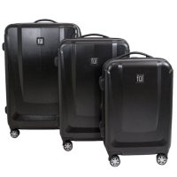 Ful Load Rider 3-Piece Luggage Set ABFL5409-001 Deals