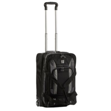 "fūl Trans 20"" Split-Level Carry-On Rolling Duffel Bag"