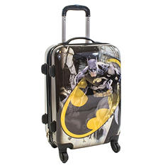 "Batman 21"" Hard Case Spinner Luggage"