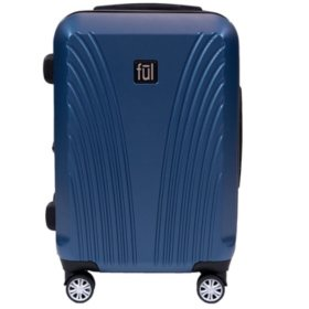 """Ful Curve Expandable 21"""" Spinner Suitcase"""
