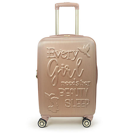 "Ful Disney Princess Aurora Sleeping Beauty Hard-sided 21"" Carry On Luggage"