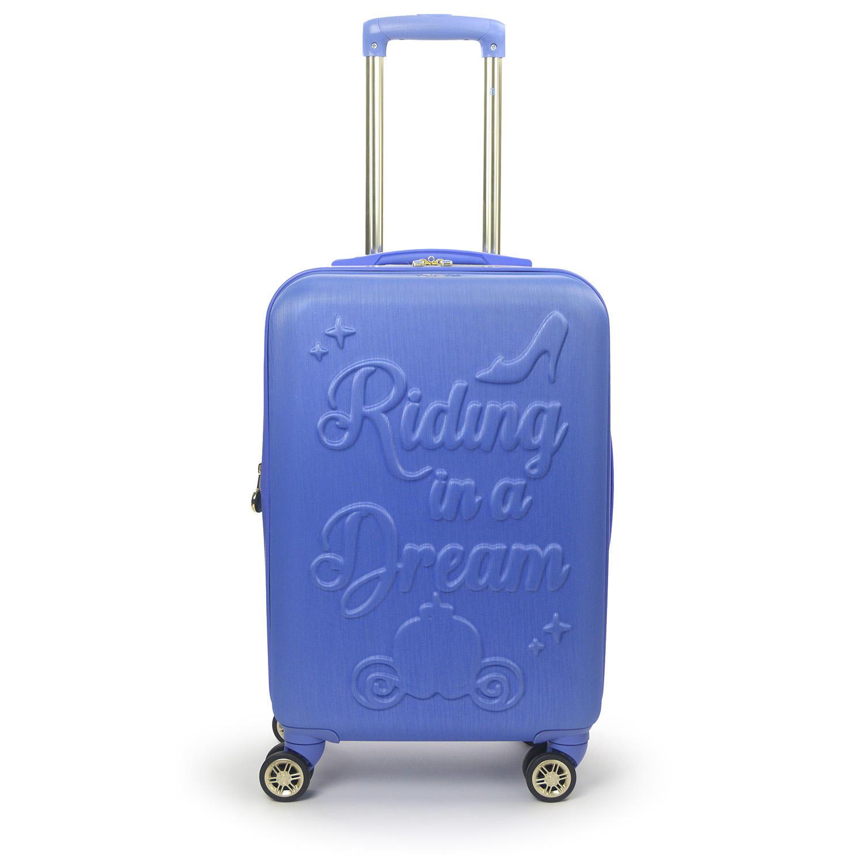 Ful Disney Princess Cinderella Hard-Sided 21″ Carry On Luggage
