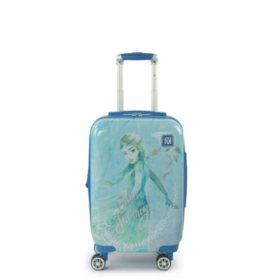 FUL Disney Frozen 2 Elsa Believe in the Journey 21in Luggage Spinner