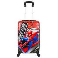 "Marvel Ful Spiderman Kids' 21"" Hardside Spinner Luggage"