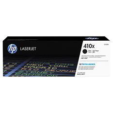 HP 410X High Yield Original Toner Cartridge, Select Color