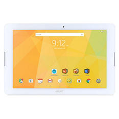 "10.1"" Acer Iconia One 10 Media Tek Quad-Core Processor Tablet - White 16GB"