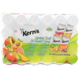 Kern's Variety Pack (11.5 oz., 24 pk.)