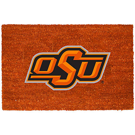 Licensed Door Mat - Oklahoma State