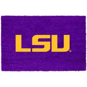 Licensed Door Mat - Louisiana State