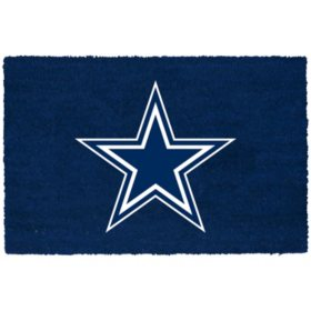 Licensed Door Mat - Dallas