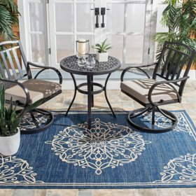Resort 5' x 8' Rug Collection (Monte Carlo)