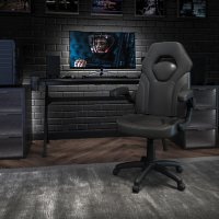X10 Gaming Chair Racing Office Ergonomic Adjustable Swivel Chair, Assorted Colors