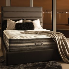 Beautyrest Black Desiree Firm Queen Mattress