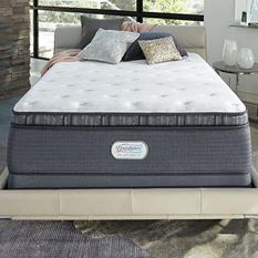 Beautyrest Platinum Spring Grove Luxury Firm Pillowtop King Mattress