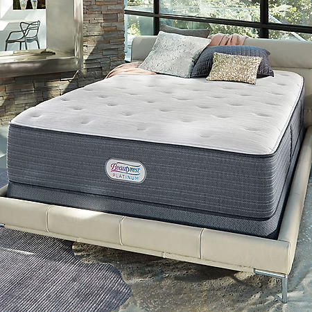 Beautyrest Platinum Spring Grove Luxury Firm Queen Mattress Set