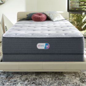 Beautyrest Platinum Haven Pines Luxury Firm King Mattress Set