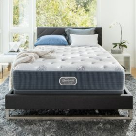 Beautyrest Silver Open Seas Luxury Firm Queen Mattress Set