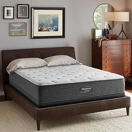 Beautyrest Silver Kayden Queen Medium Mattress