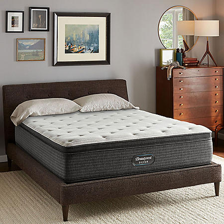 Beautyrest Silver Kayden Queen Plush Pillow Top Mattress