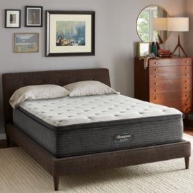 Beautyrest Silver Kayden King Plush Mattress