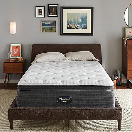 Beautyrest Silver Dearborn King Medium Pillow Top Mattress