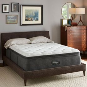 Beautyrest Silver Dearborn Queen Medium Pillow Top Mattress