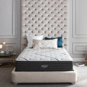 Beautyrest Black L-Class Queen Plush Mattress