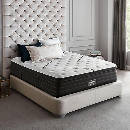 Beautyrest Black L-Class Queen Medium Pillowtop Mattress Set