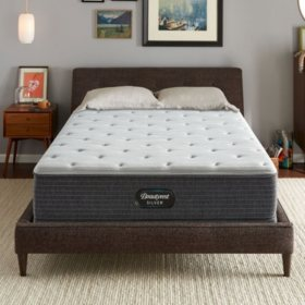Beautyrest Silver Kayden King Medium Mattress Set