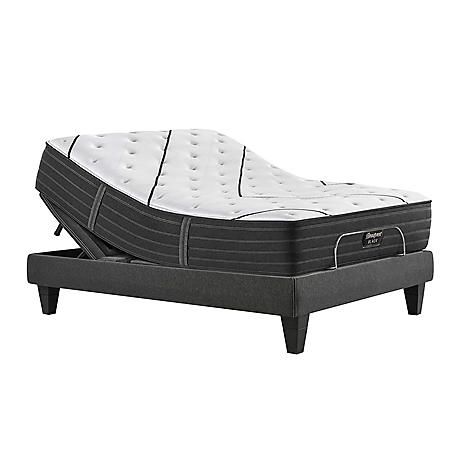 Beautyrest Black L-Class Extra Firm King Mattress and Luxury Base