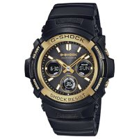Casio Men's Solar G-Shock with Resin Band
