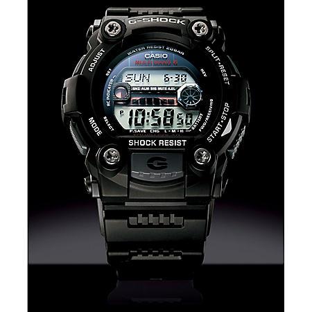 3584191864 Casio Atomic Tough Solar G-Shock Watch - Sam's Club