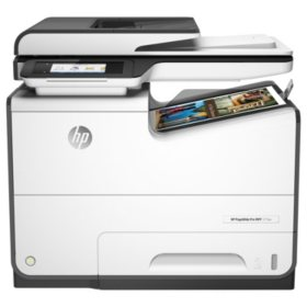 HP PageWide Pro 577dw Multifunction Inkjet Printer, Copy/Fax/Print/Scan