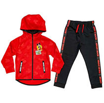 Mickey Mouse 7/8 Kids 2-Piece Active Set