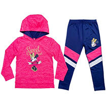 Minnie Mouse 7/8 Kids 2-Piece Active Set