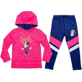 Girl's Character 2-Piece Active Set (Various Styles)