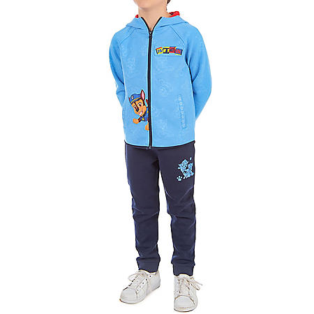 Paw Patrol Zip-Up Hoodie and Jogger Active Set
