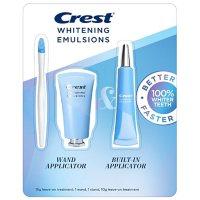Crest Whitening Emulsions Teeth Whitening Treatment Kit