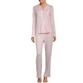 Kathy Ireland Pajama Set