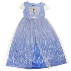 Frozen2 Girls Fantasy Gown