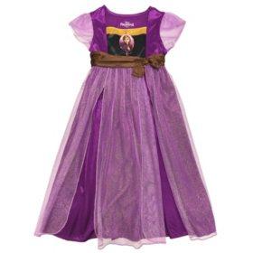 Frozen2 Girls Fantasy Gown