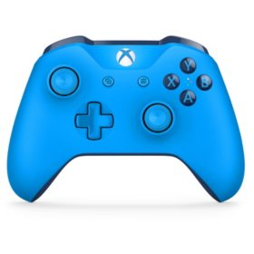 Microsoft Xbox One Wireless Controller, Blue