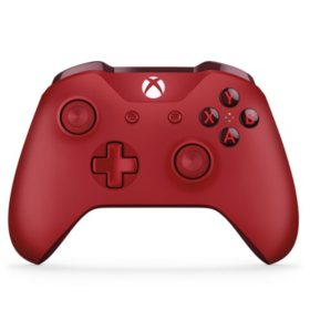 Microsoft Xbox One Wireless Controller, Red