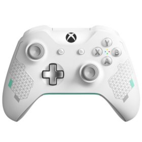 Xbox Wireless Sport White Special Edition Controller